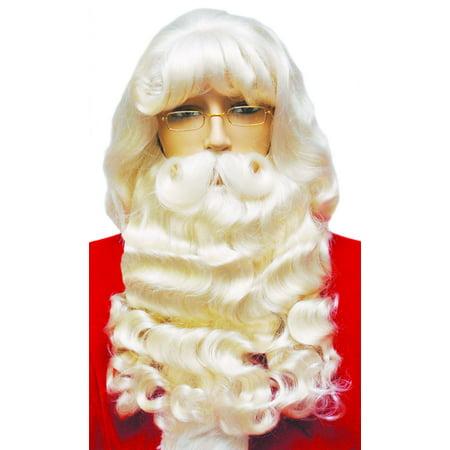 Santa Set 007EX Supreme W Mustache](Santa Mustache)