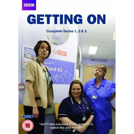 Getting On - Complete Series 1-3 ( Getting On - Complete Series One and Two ) [ NON-USA FORMAT, PAL, Reg.2.4 Import - United Kingdom ]