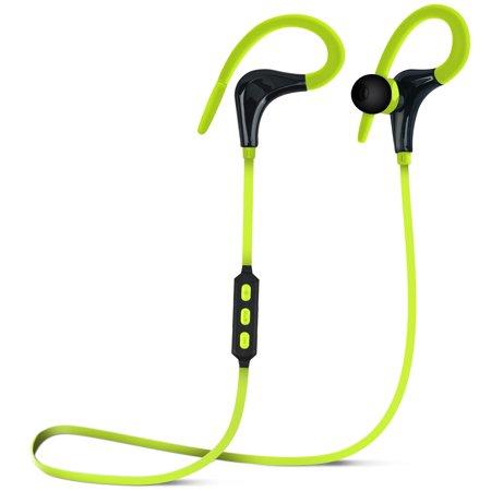 HyperGear Marathon Sport Wireless Earphones - Energy Green ()