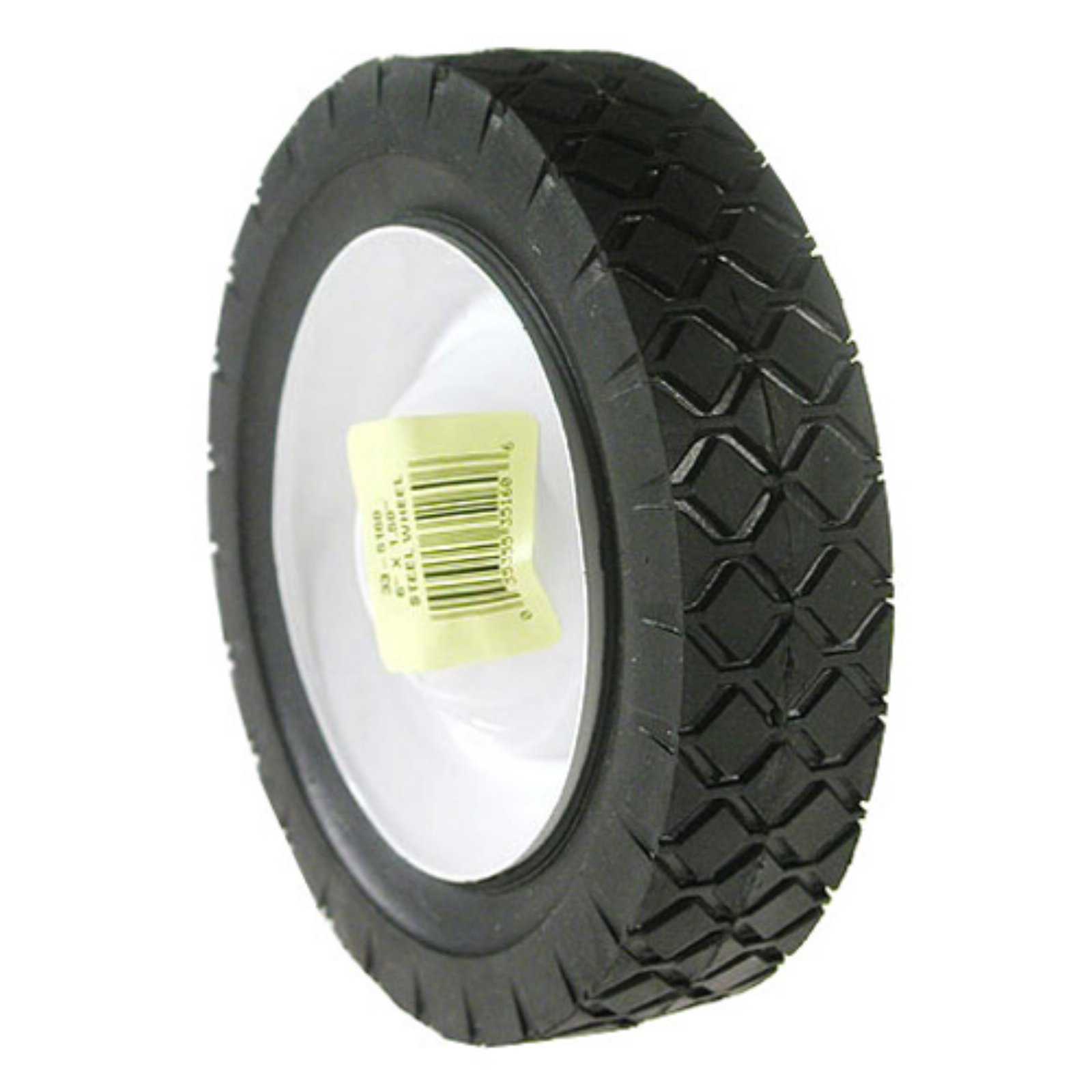 Maxpower 335170 7 in x 1.50 in Steel Lawn Mower Wheel