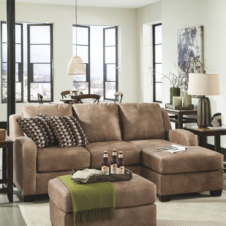 Benchcraft Alturo Sofa With Chaise Lounge Walmart Com