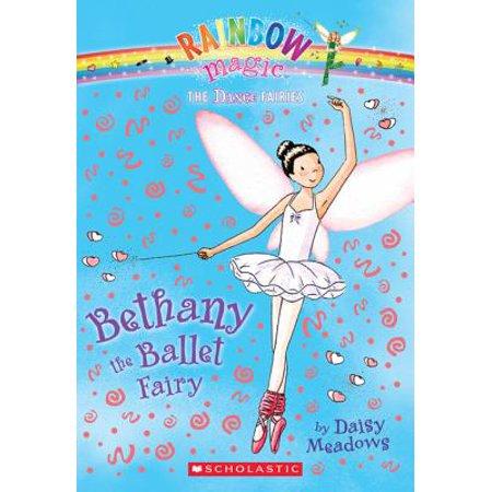 Fairy Fire Dance (Dance Fairies #1: Bethany the Ballet Fairy - eBook)