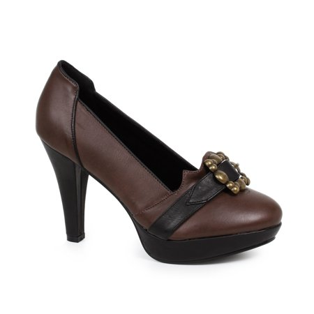 414-MARIAN 4'' Womens Pump with Buckle ()