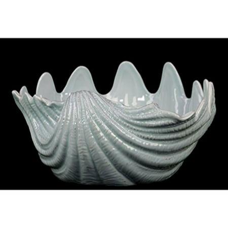 Ceramic Clam Seashell Valve