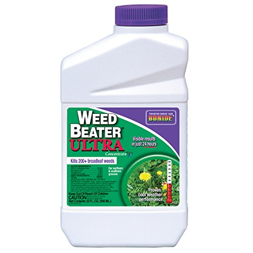 Weed Beater Ultra Concentrate (32 Oz) for Hard To Kill Weeds