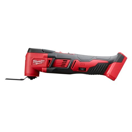 Milwaukee M18 18-Volt Lithium-Ion Cordless Oscillating Multi-Tool (Tool-Only) (New Open