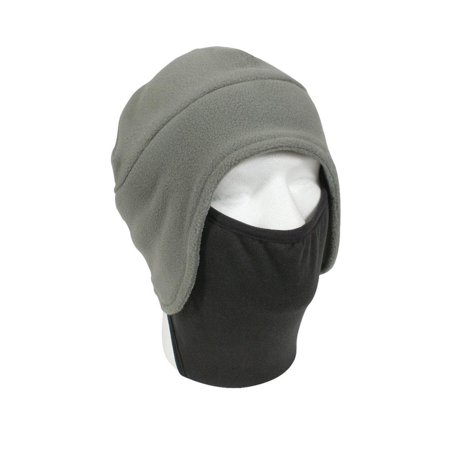 Rothco Covertible Fleece Cap and Polyester Face Mask (Cpap No Mask)
