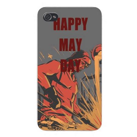 - Apple Iphone Custom Case 4 4s Plastic Snap on -