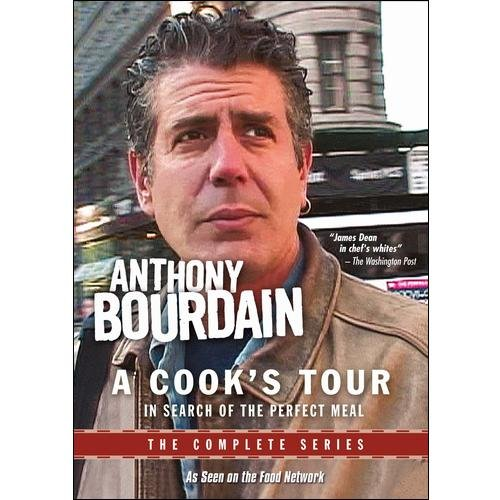 Anthony Bourdain: A Cook's Tour