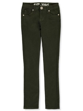 VIP Jeans Girls' Super Stretch Twill Jeans