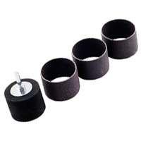Vermont 17071 Professional Drum Sanding Kit, 4 Pieces, 1 X 1 in