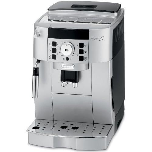 Delonghi Magnifica S Ecam 22.110.sb 1250 W Espresso - Silver - 1250 W - 15 Bar - 1.88 Quartyes - Yes - Silver (ECAM22110SB)