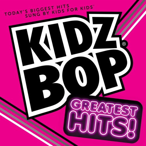 KIDZ BOP Greatest Hits! (CD)