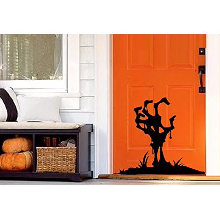 HALLOWEEN DECOR ~ Grave Digger Hand ~ HALLOWEEN: WALL OR WINDOW DECAL, 11