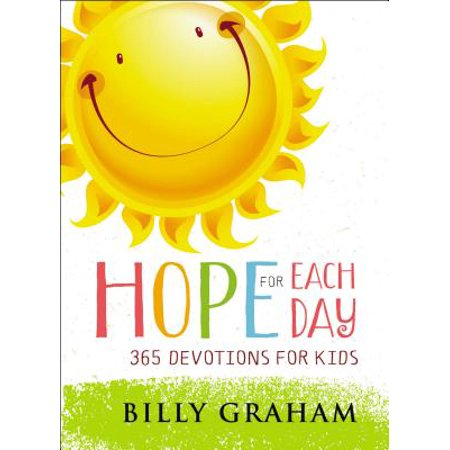 Hope for Each Day : 365 Devotions for Kids - 365 Days Until Halloween
