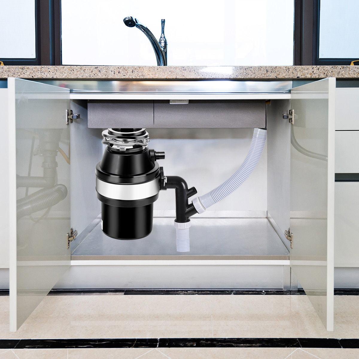 1.0HP 2600RPM Garbage Disposal Kitchen Waste Disposer