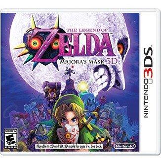 The Legend of Zelda: Majora's Mask 3D (Nintendo 3DS) -