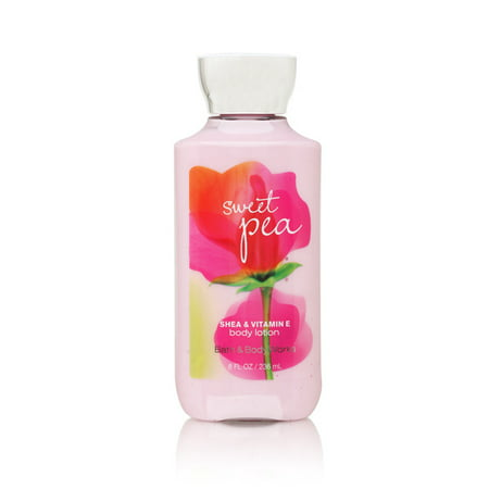 Bath & Body Works Sweet Pea 8.0 oz Body Lotion - Bath And Body Works Halloween Lotion 2017