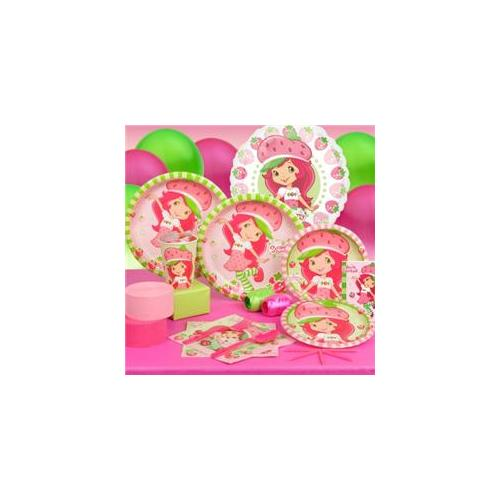 Amscan 189056 Strawberry Shortcake Standard Party Pack