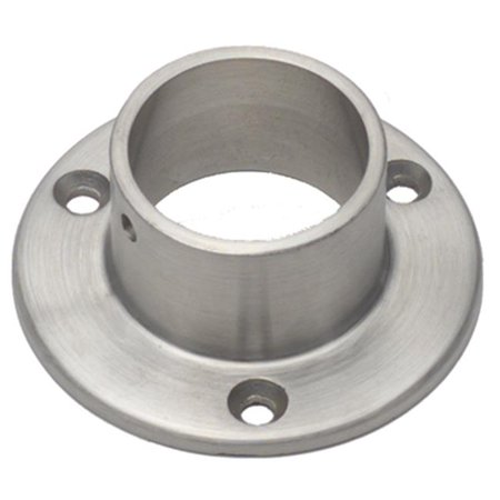 Lavi L44 510 112 1 50 In Wall Flange Satin Stainless Steel