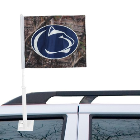 Penn State Nittany Lions Fashion Car Flag - Camo - No Size