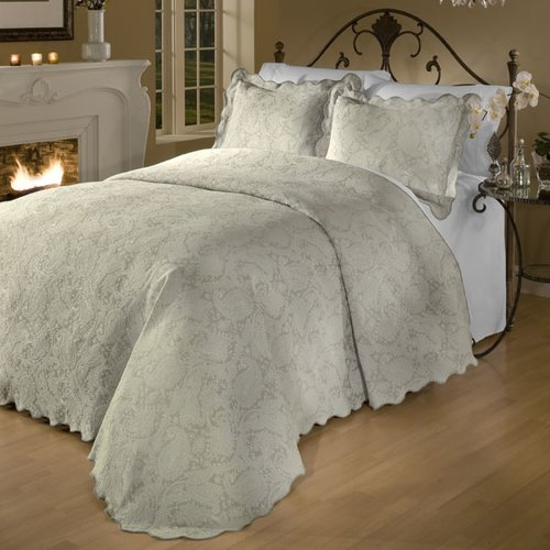 August Grove Groseiller Matelasse Bedspread Coverlet Set