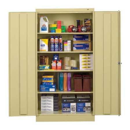 Tennsco Storage Cabinet, Steel, 1470 SD