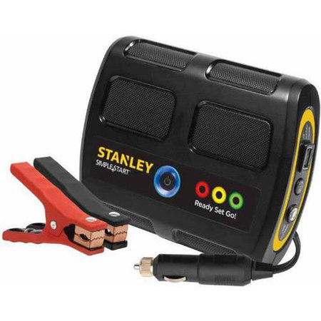 Giants Booster Pack - Stanley Simple Start Lithium-Ion Jump Starter Battery Charger