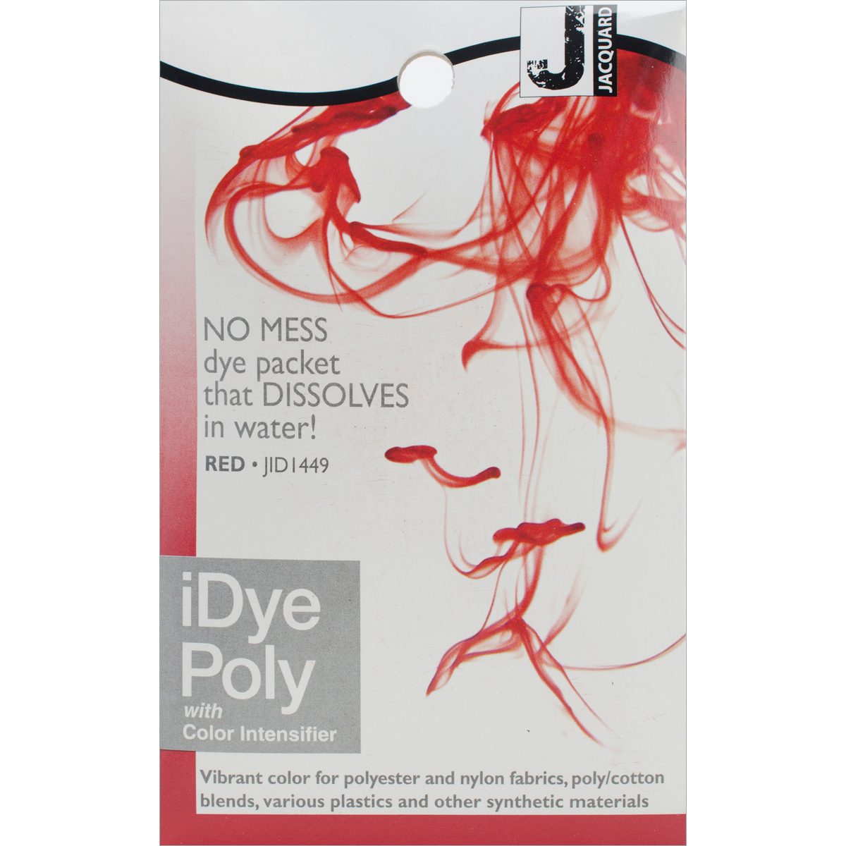 Jacquard iPoly Fabric Dye 14g-Red