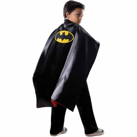 Superhero Reversible Cape Child Halloween Costume (Capes Superhero)