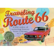 Traveling Route 66 - Paperback: 9780806133263