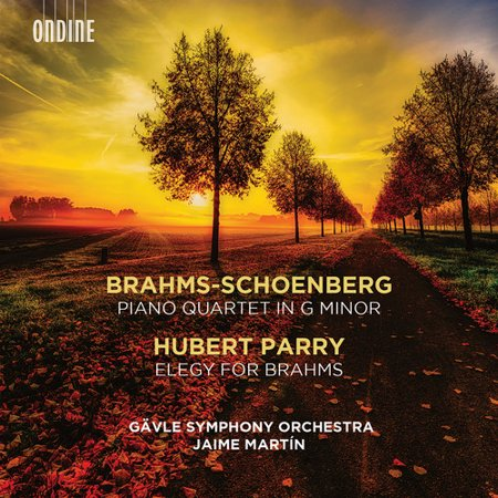 Piano Quartet in G Minor / Elegy for Brahms