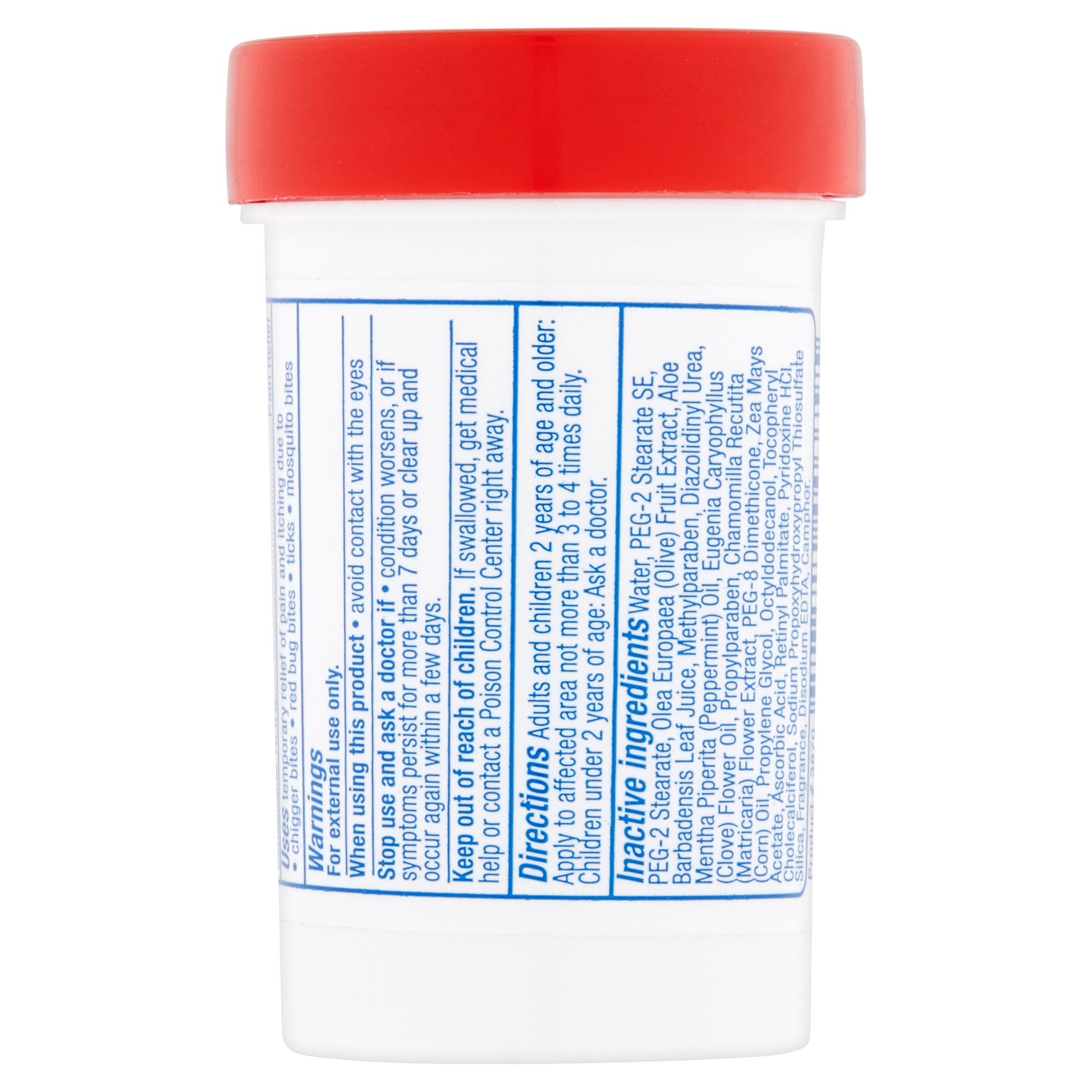 Chiggerex Benzocaine Ointment 175 Oz Walmartcom