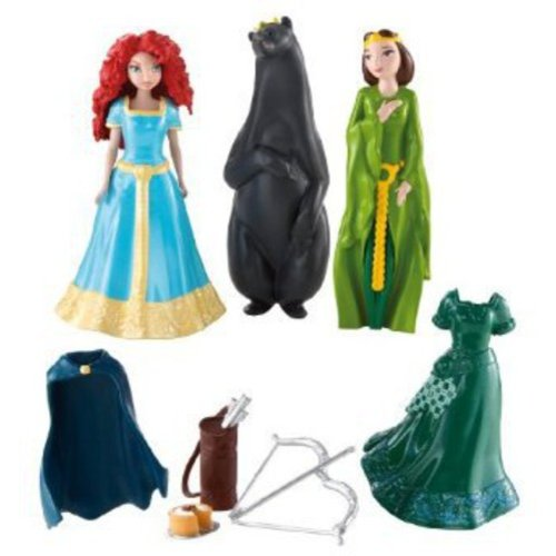 Disney Brave Small Doll Deluxe Bag