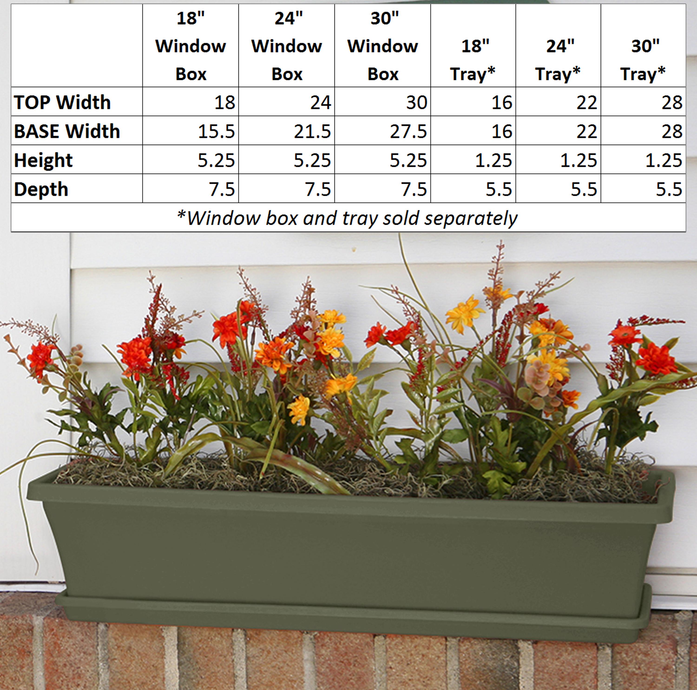 Plastic Flower Plant Pots Planter Saucer Tray Coloured 13 15 17 19 23 27 Orange Flower Plant Pots Baskets Window Boxes Garden Patio Plastpath Com Br