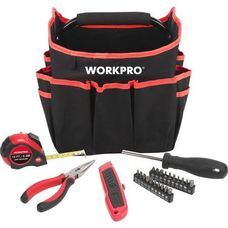 Work Pro 25 Piece Tool Set