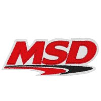 MSD 93121 Embroidered Patch