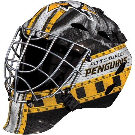 Pittsburgh Penguins Unsigned Franklin Sports Replica Mini Goalie Mask (Bane Replica Mask)