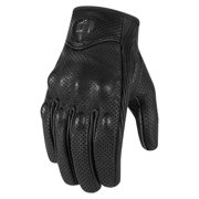 Cycling Gloves Mountain Bike Gloves Road Racing Bicycle Motorcycle Gloves Riding Gloves Outdoor Full Finger Gloves (Black, Size XL)
