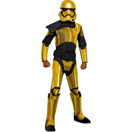 Maquillage De Star Halloween (Halloween Star Wars Resistance Deluxe Commander Pyre Child)