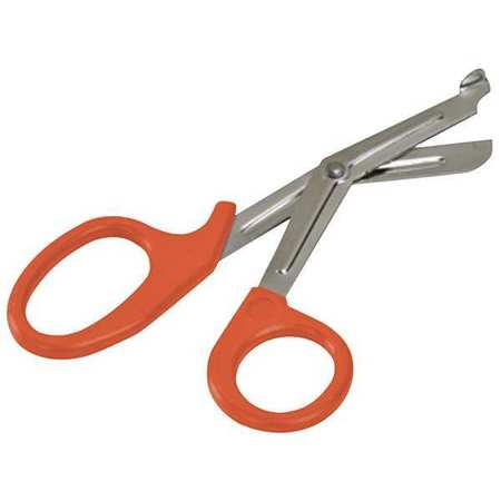 Mabis 27-755-050 5/16 In L Medical Shears, Orange