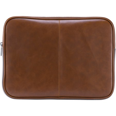 "Blackweb Laptop Sleeve, 13.3"", Brown"