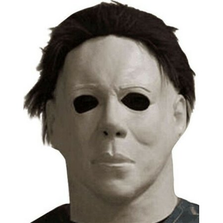 Many Masks Of Michael Myers Halloween (Topumt Michael Myers Mask 1978 Halloween Latex Full Head Adult Size Fancy)