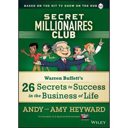 Secret Millionaires Club : Warren Buffett