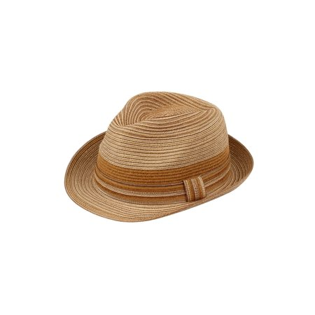 Sun Styles Rosie Ladies Modern Trilby Fedora Hat](Pink Trilby)