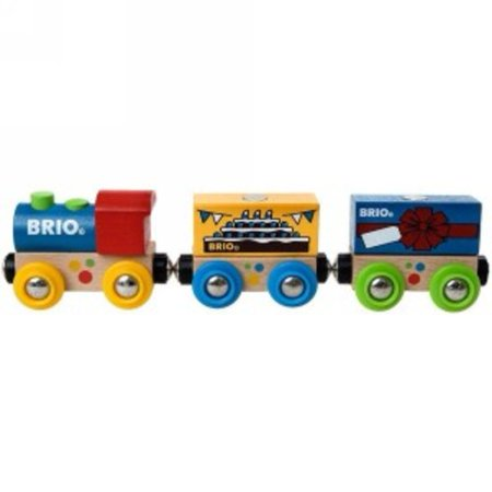 Birthday Train by Brio - 33818 (Brio Sky Train)