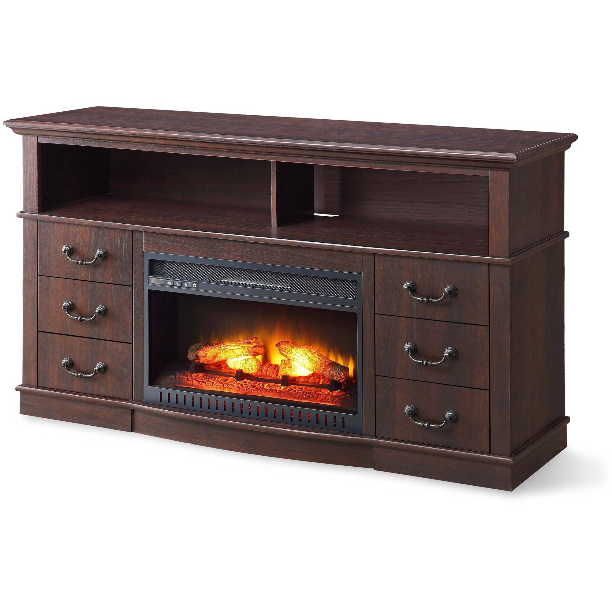 Better Home And Console Fireplace Media Gardens For Tv 39 S Up To 70