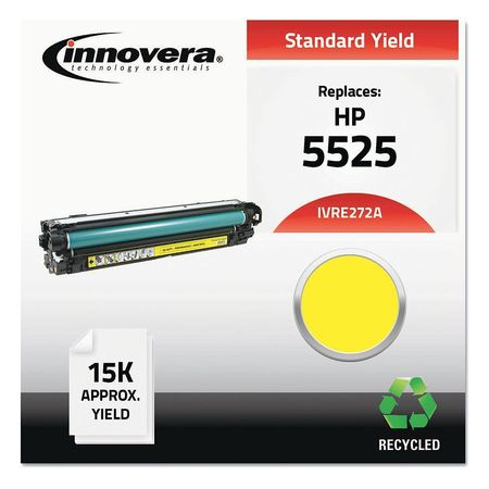 Innovera Remanufactured CE272A (5525) Yellow Toner Cartridge