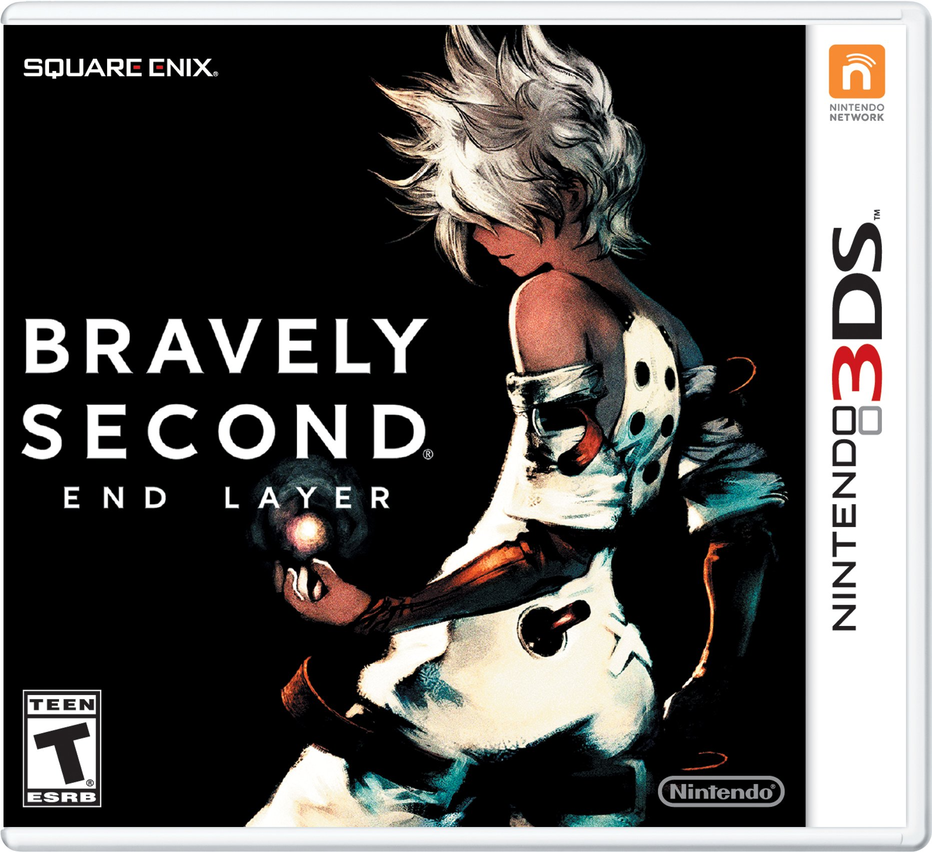 Square Enix Bravely Second: End Layer (Nintendo 3DS)