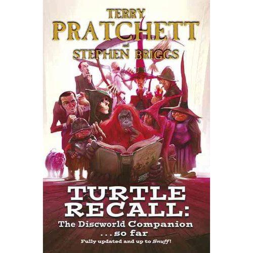 Turtle Recall: The Discworld Companion... So Far